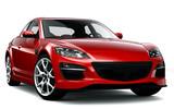 Czerwony roadster - 62654792