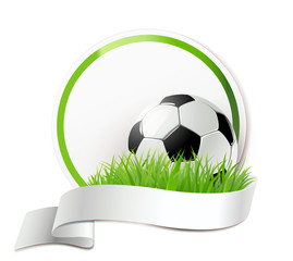 Fussball Signet