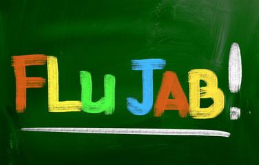 Flu Jab Concept