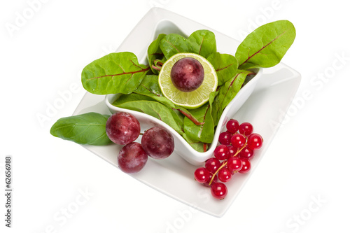 Fruit and vegetable vitamin pill