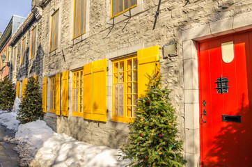 Historic Townhouse in Quebec City