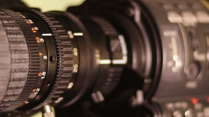 motion zoom camera