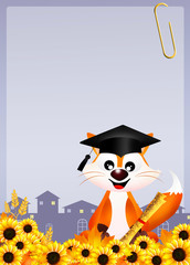 red fox graduate