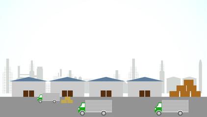 物流 倉庫