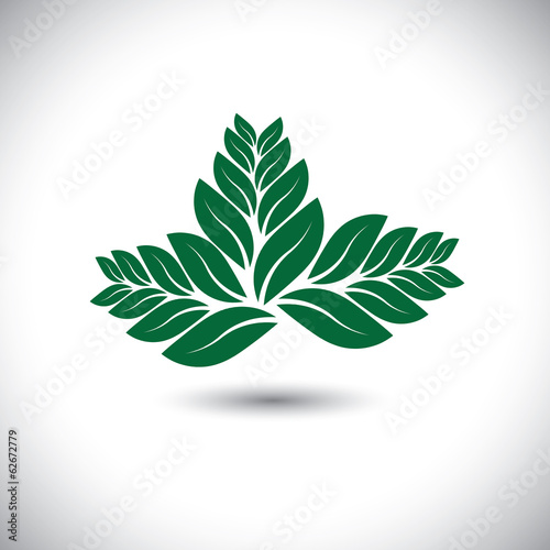 herbal medicine icon, natural beauty remedies vector icon