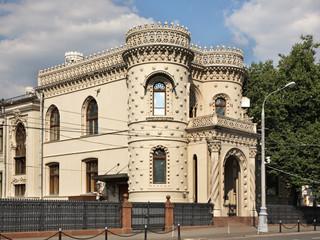 Особняк Арсения Морозова (Дом дружбы народов) в Москве. Россия