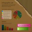 corrugated cardboard infographic