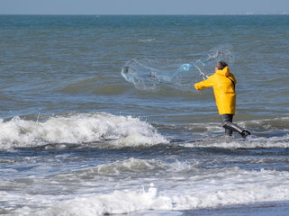 Pesca con rezzaglio