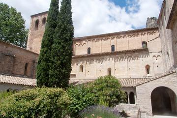 Saint Guilhem in southern France