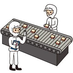 クリーンルーム工場作業 管理・チェック