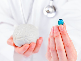 Neuropsychiatric roborating capsule