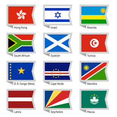 Flags of world-10