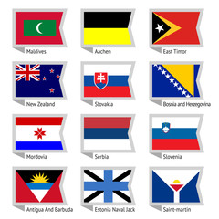 Flags of world-12