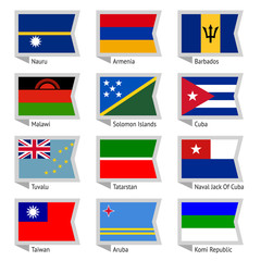 Flags of world-13