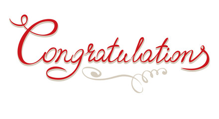 Title - congratulations