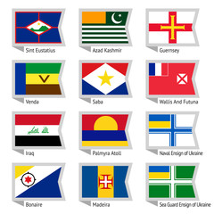 Flags of world-17