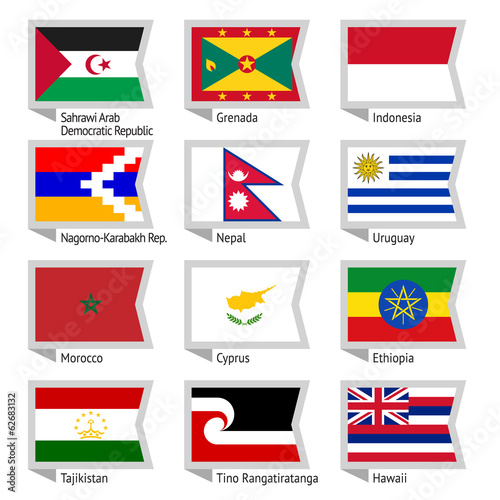 Flags of world-15