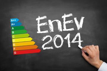 EnEV 2014 Energieeinsparverordnung