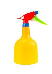 plastic foggy spray bottle