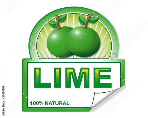 Lime's label for marketplace