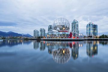 Kanada, British Columbia, Vancouver, Telus Worl of Science an der False Creek