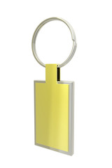 Golden key ring