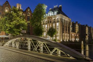 Deutschland, Hamburg, Blick auf Lager