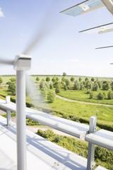 Deutschland, Hannover Ansicht der Windmühle