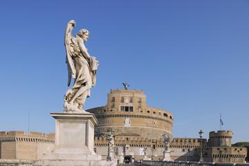 Rom, Ansicht des Castel Sant'Angelo