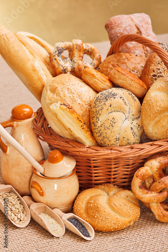 Fresh bakery products and ingredients