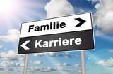 Familie Karriere