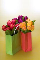 Frühlingseinkäufe
