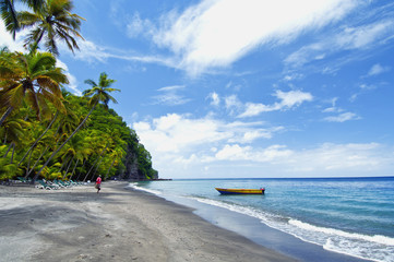 The Island of St. Lucia