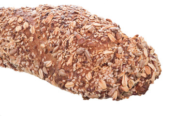 Bread with seeds