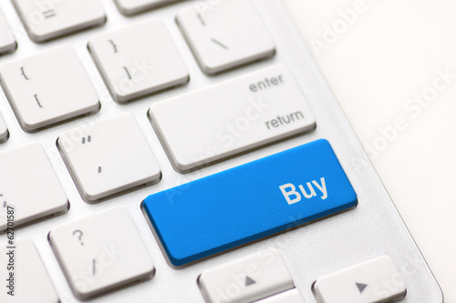 Buy key in place of enter key