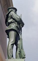 Monument aux morts de 1870 - Le Marin - Nantes