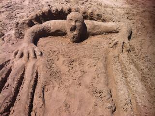 Terror en la playa