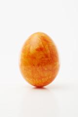 orangefarbenes Osterei