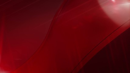 Breaking News Style Lens Flares Abstract Moving Red Background