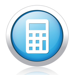 Web element calculator icon