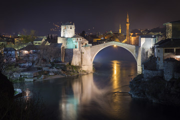 Stari Most, Old bridge in Mostar