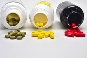 Botes de medicamentos
