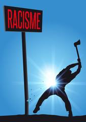 BUCHERON-Racisme
