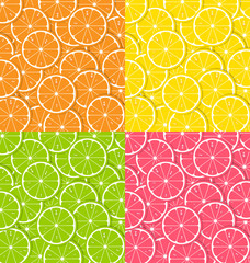 Citrus backgrounds