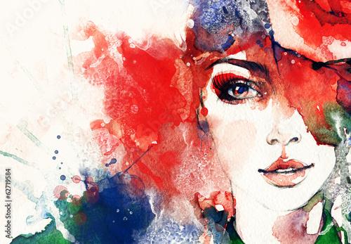 abstrakcyjny-portret-kobiety