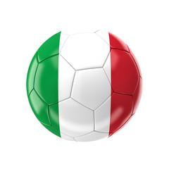 italy soccer ball