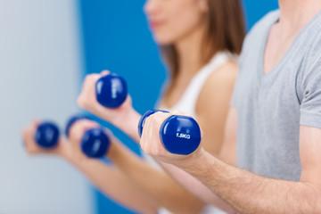 fitness-kurs im sportstudio