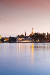 Deutschland, Baden Württemberg, Konstanz, Blick auf den See Konstanz