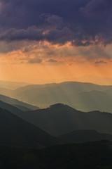Österreich, Steiermark, Blick auf Hochschwab