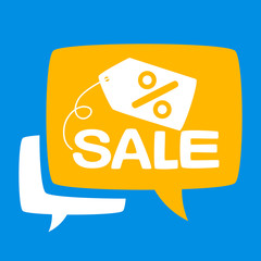 bubble with sale